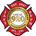 Braintree Firefighters Logo